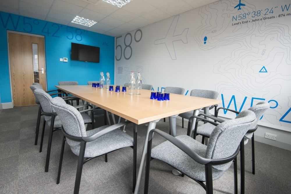 Open Space meeting room 2 (OS2) - Beautiful light airy meeting room located in malvern, worcester